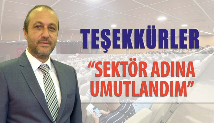 """Erol Harbi """"Teşekkürler İstanbul Oda Yönetimi"""""""