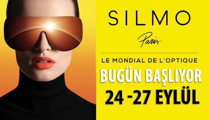 SILMO Paris 2021 Optik Fuarı Bugün Başlıyor