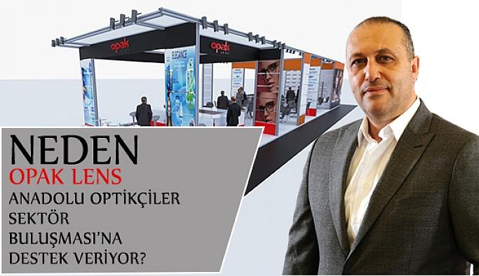Neden Opak Lens Anadolu Optikçiler Sektör Buluşması'na Destek Veriyor?