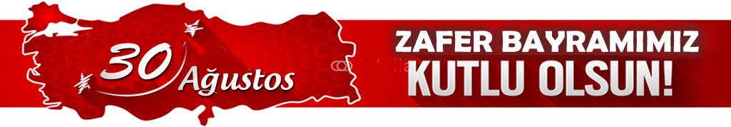 30 Ağustos Zaferi'nin 94. Yıldönümü Kutlu Olsun!
