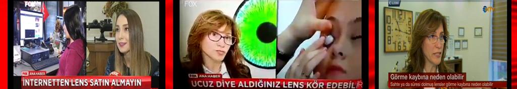 Ucuz Diye Satın Aldığınız Lens ve Güneş Gözlükleri Kör Edebilir!