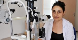 Kaş'a İlk Kez Göz Hastalıkları Uzmanı Atandı!