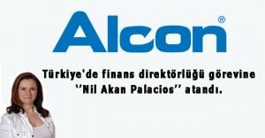 Alcon Türkiye'ye Yeni Finans Direktörü Atandı!