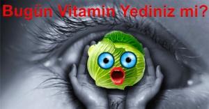Sağlıklı Gözler İçin Havuç ve Lahana!