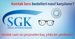 SGK Gözlük Hakkı Sorgulama?