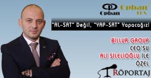 Billur Group CEO#039;su Ali Silelioğlu...