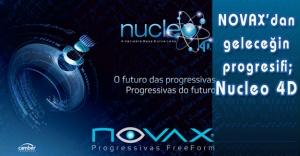 Nucleo 4D Yurtiçi Pazarında!
