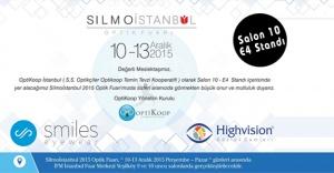 OptiKoop Silmoİstanbul 2015#039;de...