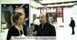 Baha Optik Silmo İstanbul 2015 Fuarındaydı