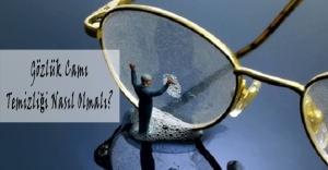 Gözlük Camlarınızın Ömrünü Uzatın!