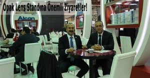 Silmoİstanbul 2015'de Opak Lens Standı Ziyaretleri