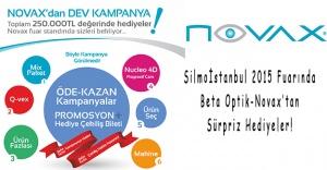 Silmoİstanbul 2015 Fuarında Beta Optik Standında Sürpriz Hediyeler!