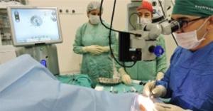 Dikişsiz Katarakt Ameliyatı