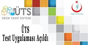 ÜTS Test Uygulaması Açıldı