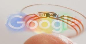 Google'dan Bir Proje Daha: Kameralı Kontak Lens