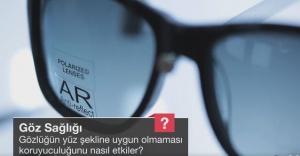 Gözlüğün Yüz Şekline Uygun Olmaması Koruyuculuğunu Nasıl Etkiler?