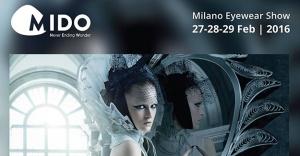 Optik Gazete Milano 2016 Mido Optik Fuarında!