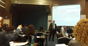 AB Bakanlığı Mesleki Yeterliliklere İlişkin Çalıştayı Başladı