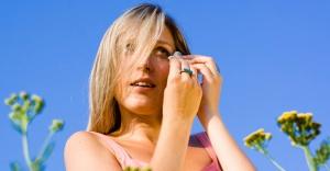 Baharda Ortaya Çıkan Alerjik Göz İltihabına Dikkat