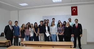 Opak Lens Akdeniz Üniversitesi'nde!