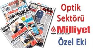 Opak Lens ve Optik Gazete Milliyet Optik'te!