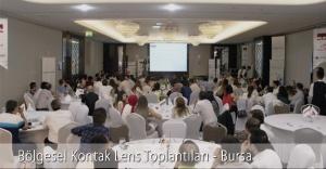 Bölgesel Kontak Lens Toplantıları Amacına Ulaştı