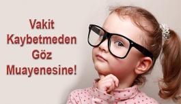 Çocuklarda Sık Görülen Göz Hastalıkları