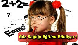 Op.Dr. Şeyda Atabay'dan Göz Sağlığının Eğitimdeki Önemi