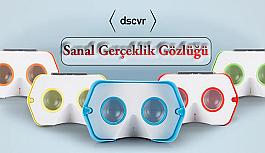 Google Onaylı Sanal Gerçeklik Gözlüğü DSCVR