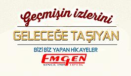 """Yüzyıllık Hikayeler """"EMGEN OPTİK"""" (1909)"""