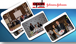 J&J - Opak Lens 2016 Bölgesel Kontak Lens Toplantıları –Antalya