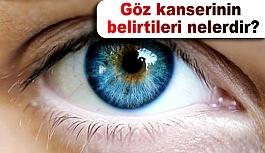 Göz kanserinin belirtileri nelerdir?