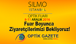 Optik Gazete Olarak Bu yılda Silmo İstanbul Fuarındayız!