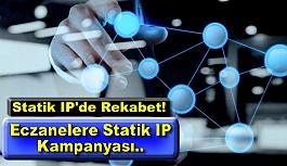 Statik IP'de Rekabet...