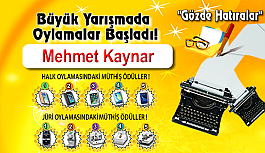 """Gözde Hatıralar """"Mehmet Kaynar"""""""