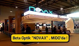 Beta Optik NOVAX , MIDO'da !