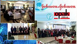 Johnson & Johnson - Opak Lens 2017 Kontak Lens Tanıtım Toplantıları – Afyon