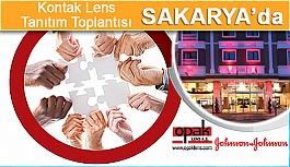 Kontak Lens Tanıtım Toplantısı SAKARYA