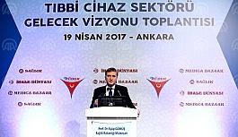 """Sağlık Bakanlığı Müsteşarı Gümüş: """"Niyetimiz tıbbi cihaz üreticilerini güçlendirmek"""""""