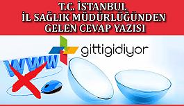 www.gittigidiyor.com web sitesi ile ilgili, Cevap Yazısı!