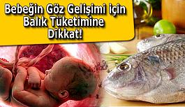 Anne adayları balık tüketimine dikkat!