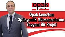 Opak Lens'ten Optisyenlik Müesseselerine...