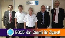 Egod Yönetimi Güneş Gözlükleri İle İlgili Görüşme Gerçekleştirdi