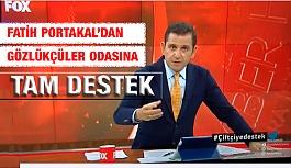 Fatih Portakal'dan Gözlükçüler...