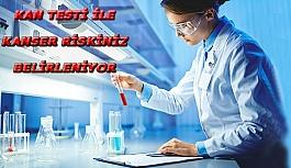 Kan Testi İle Kanser Riskiniz Belirlenebiliyor