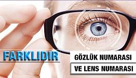 Kontak Lens İle Gözlük Numarası Farklıdır
