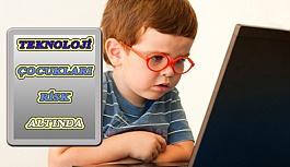 'Teknoloji Çocukları'nı Bekleyen Tehlike: Miyop