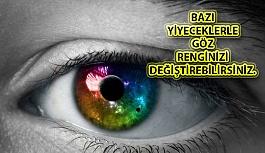 Gözü ve Göz Rengini Değiştiren Bitkiler