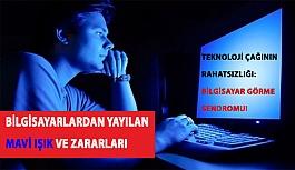 Teknoloji Çağının Rahatsızlığı: Bilgisayar Görme Sendromu