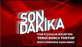 """Türk Eczacıları Birliği'nin """"Son Dakika"""" Açıklaması"""